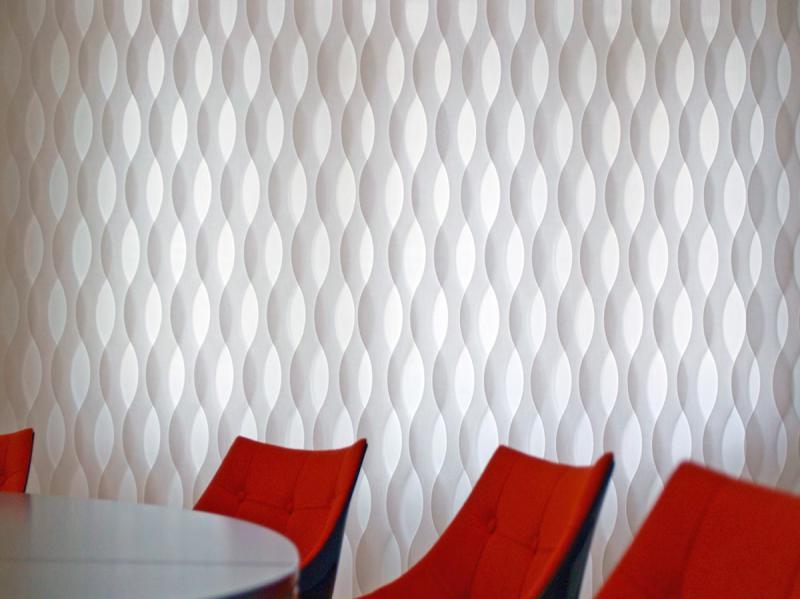 Gestaltung Raiffeisen-Büro - 1010 Wien
