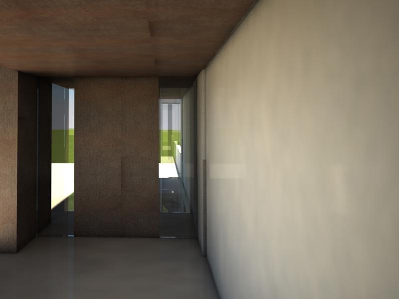 Entwurf - Villa Baden